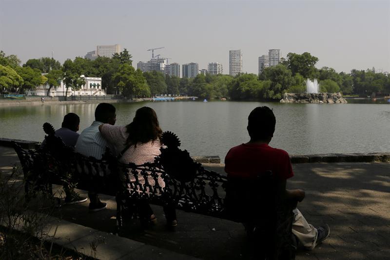 Ciudad mexico, Cdmx, Contaminacion ciudad mexico, Contingencia ambiental ciudad mexico