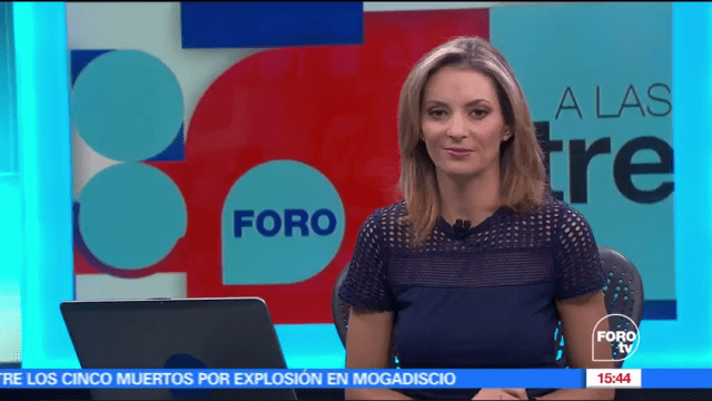 A las Tres, Programa completo, 8 de mayo, Ana Paula Ordorica