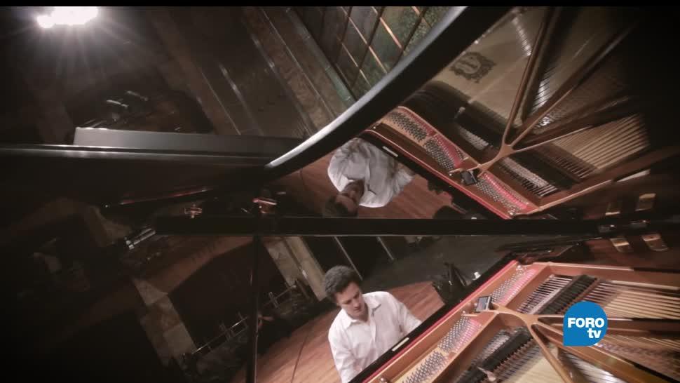 Abdiel, Vázquez, pianista, mexicano, música, piano