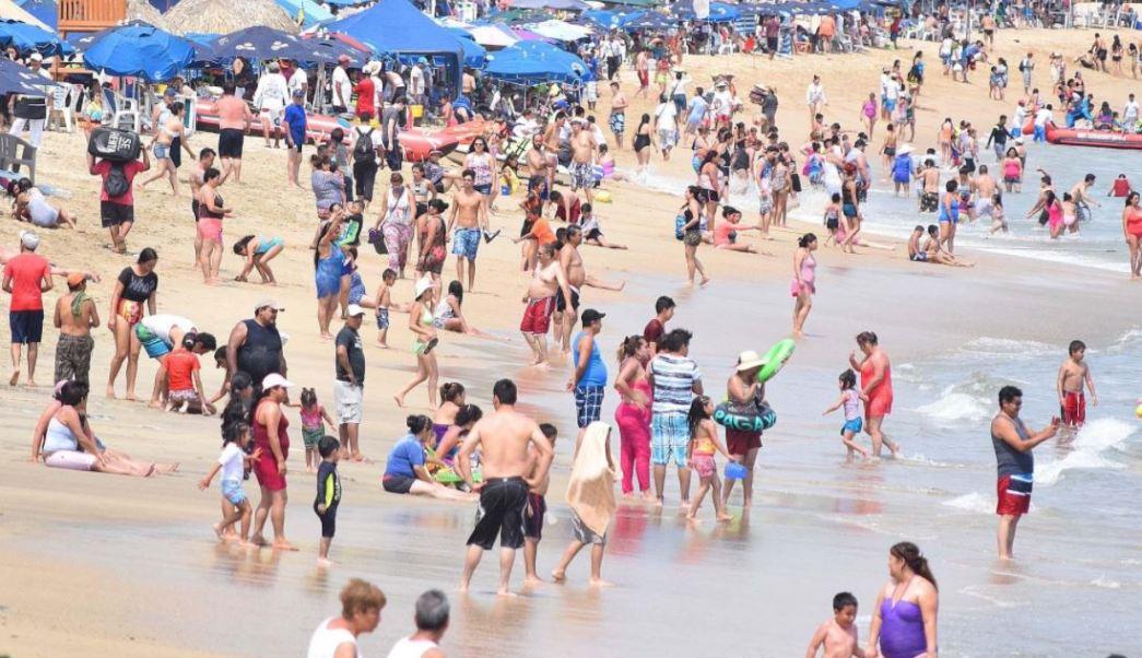 Acapulco, Guerrero, Rayos del sol, Enfermedades, Secretaria de salud, Noticias