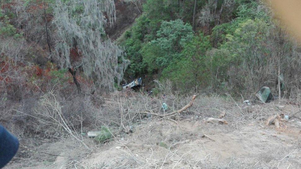 Accidente en Chiapas deja 16 fallecidos