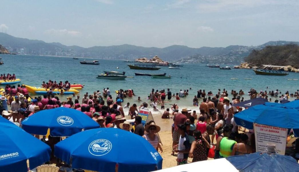 Acapulco, Guerrero, Calor, Turismo, Estados, Noticias,