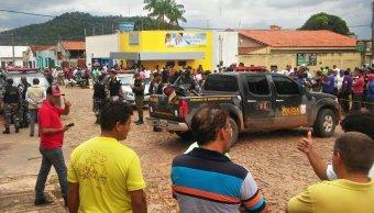 Brasil, violencia, policía, muertos, crimen, militares,