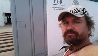 La visa humanitaria que México le otorgó a Aleksei Makeev ya estaba vencida. (Noticieros Televisa/Archivo)