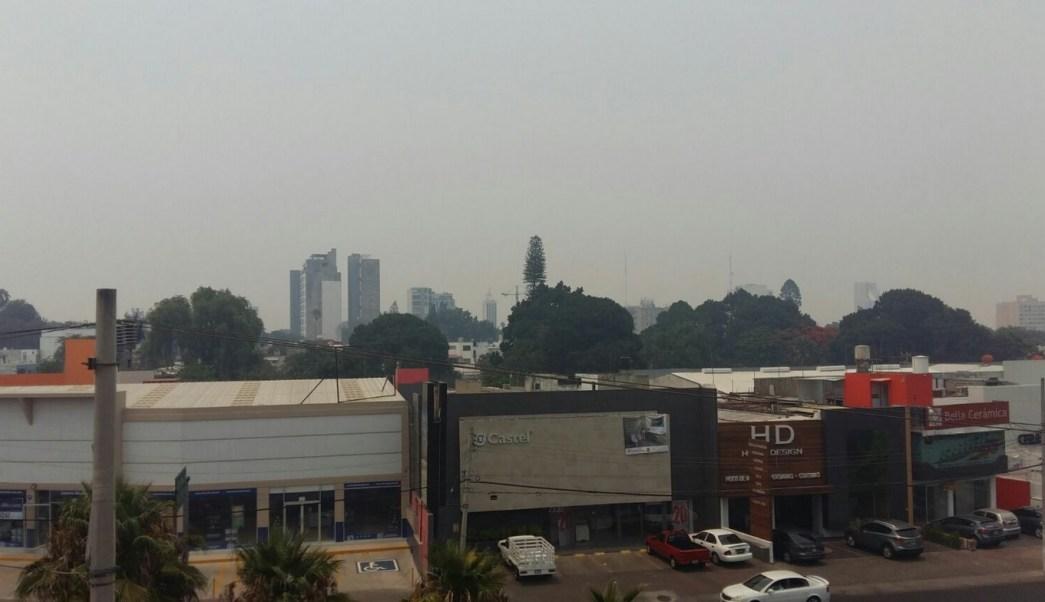 Alerta atmosférica, Jalisco contaminación, Semadet