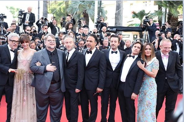 Cannes, festival, cine, mexicanos, películas, desfile, alfombra roja,
