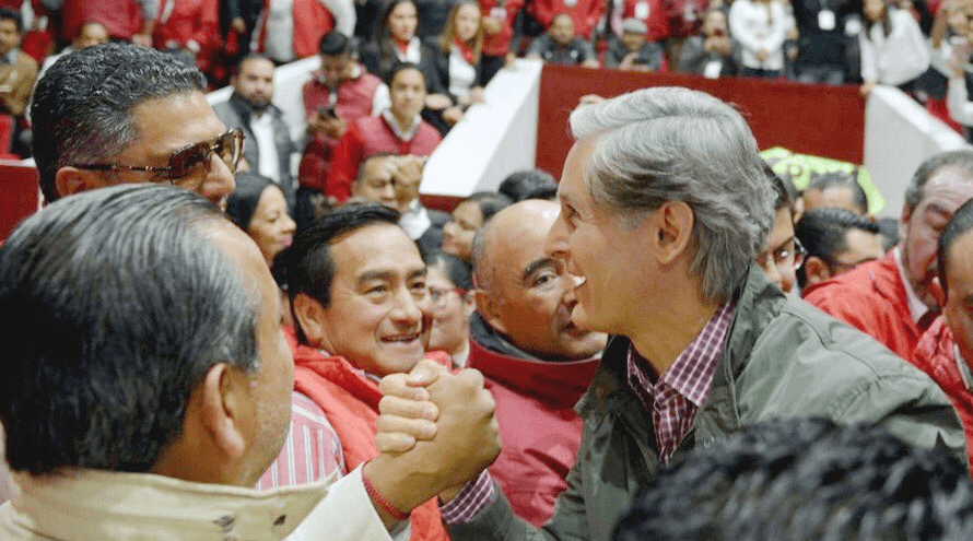 Alfredo del Mazo, candidato del PRI al gobierno del Estado de México