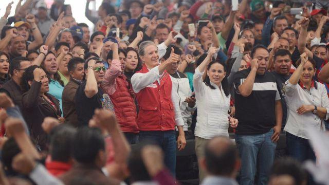 Alfredo del Mazo, candidato priista a la Gubernatura del Estado de México