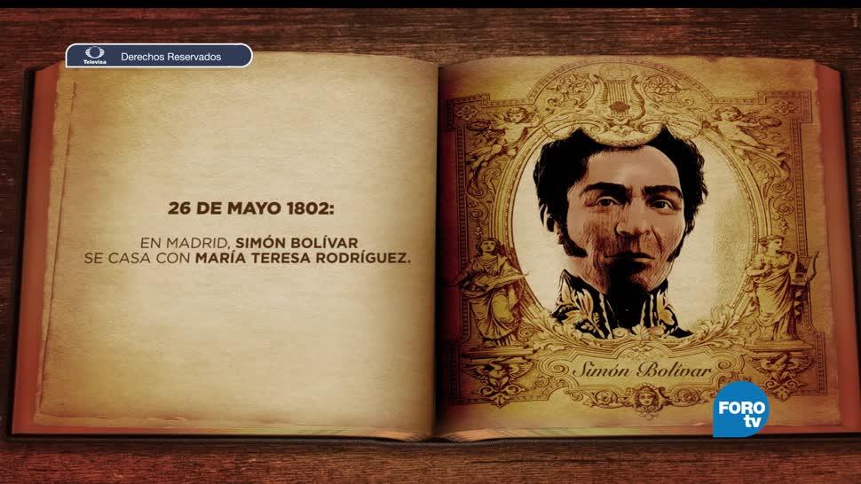 Anecdotario, Secreto, Simón, Bolivar, Historia, México