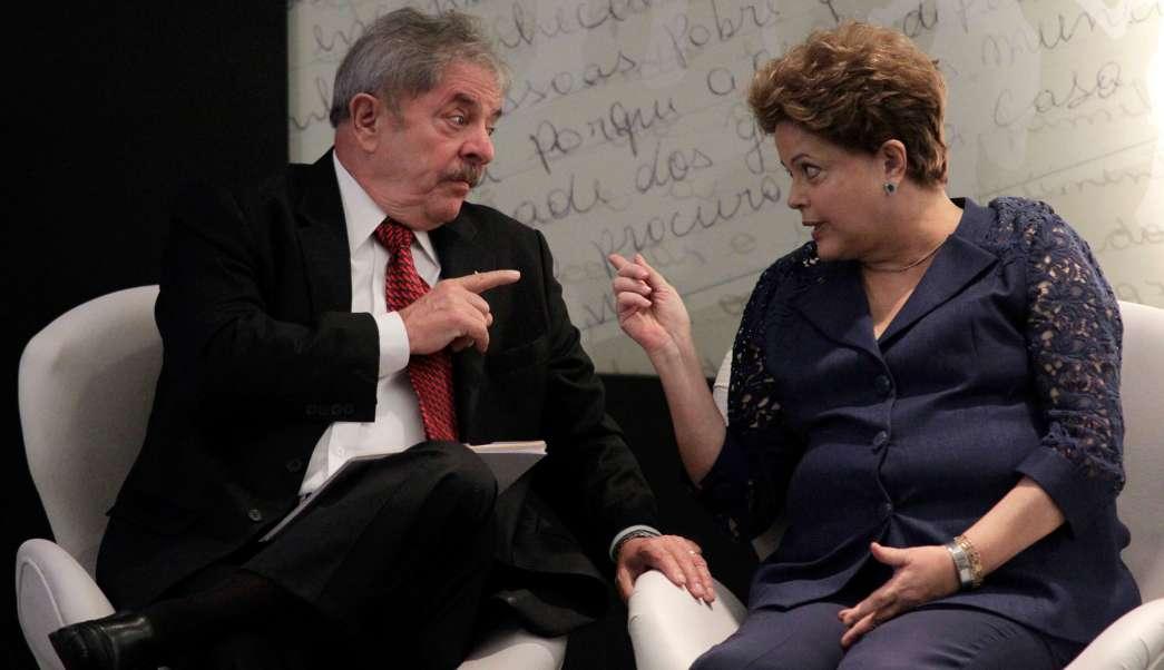 Brasil, Lula da Silva, Dilma Roussef, sobornos, corrupción