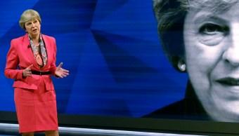 Primera ministra británica, Theresa May, Primera ministra de Reino Unido, londres