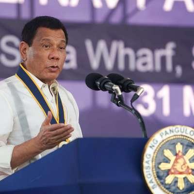 Duterte recuerda a hija de Bill Clinton la infidelidad de su padre con Lewinsky