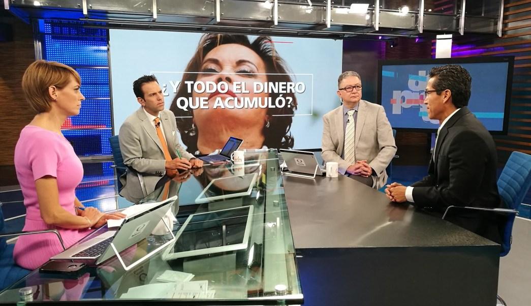 Aristóteles Núñez habla del caso contra Elba Esther Gordillo en Despierta