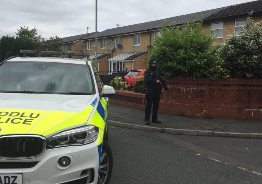Policía realiza otro arresto por el ataque de Manchester (Twitter @AmichaiStein1)