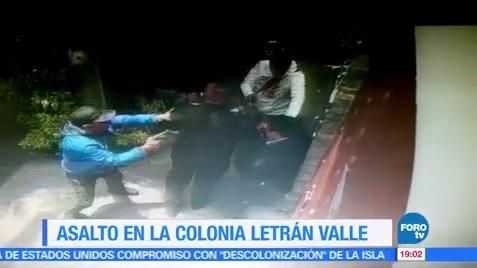 Captan robo de miles de pesos a cuentahabiente en la Benito Juárez