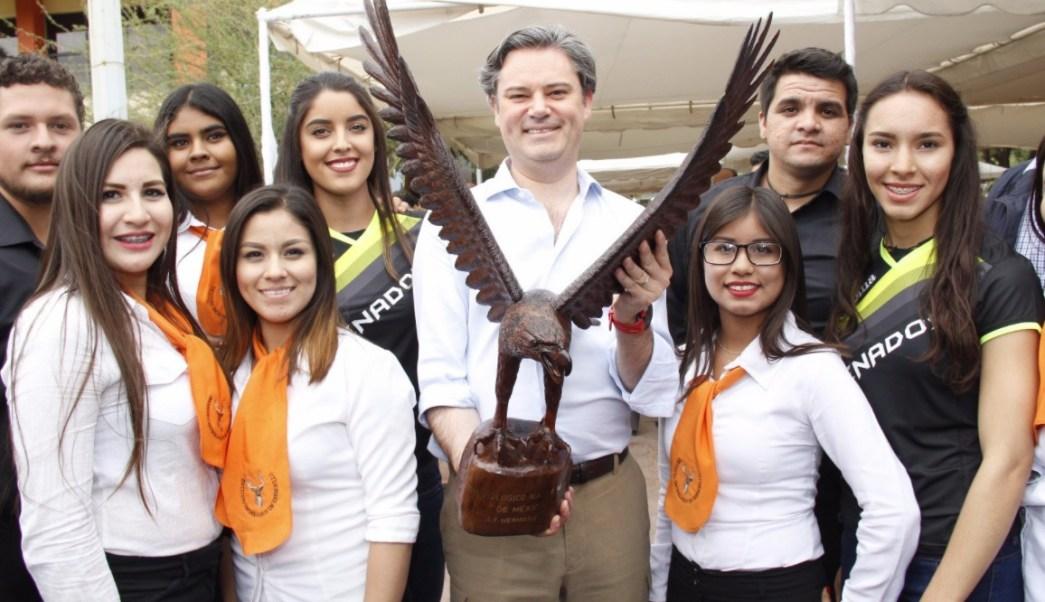 Aurelio Nuño, titular de la SEP, destacó la contratación casi inmediata de egresados del TecNM. (Twitter: @aurelionuno)