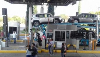 manifestantes permiten el paso libre en Sochixtlbhuaca