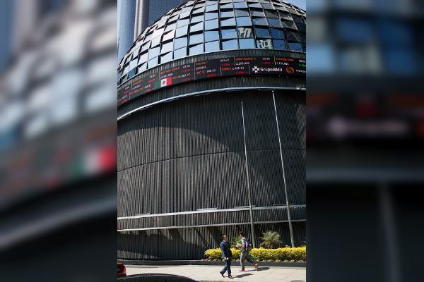 edificio de la Bolsa Mexicana de Valores