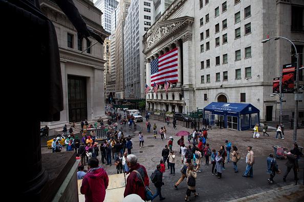 Mercado de valores en Nueva york