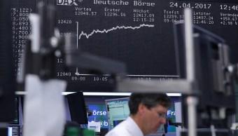 Bolsas europeas reaccionan a los precios del petróleo