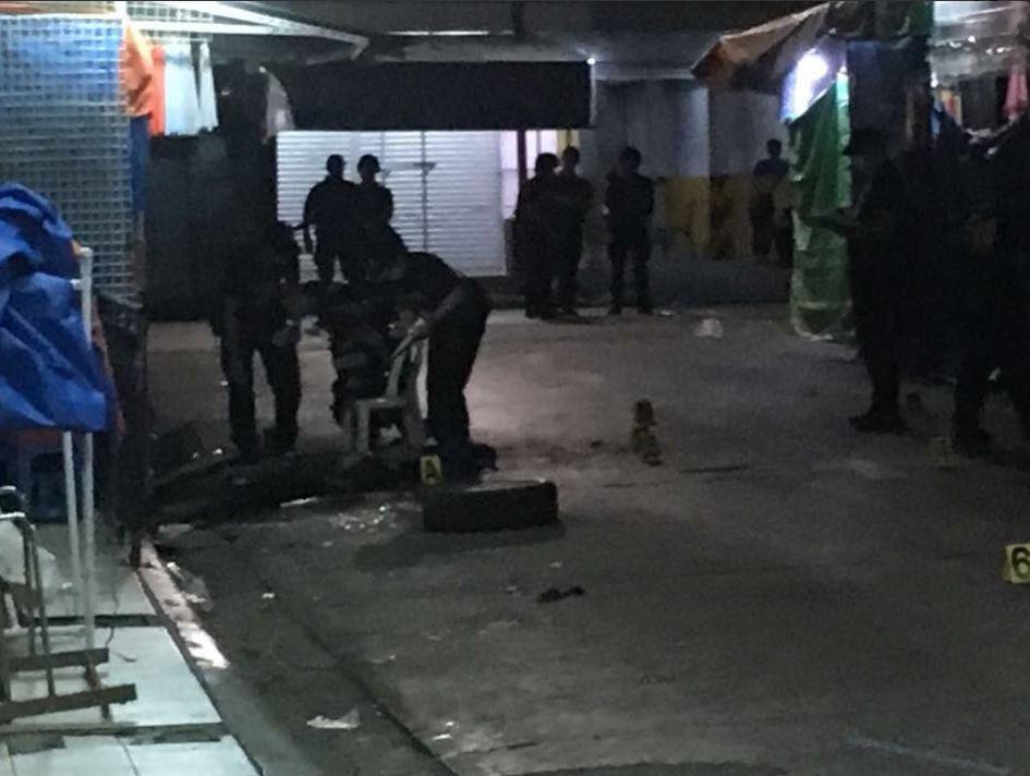 Explosiones en Manila causan dos muertos y seis heridos