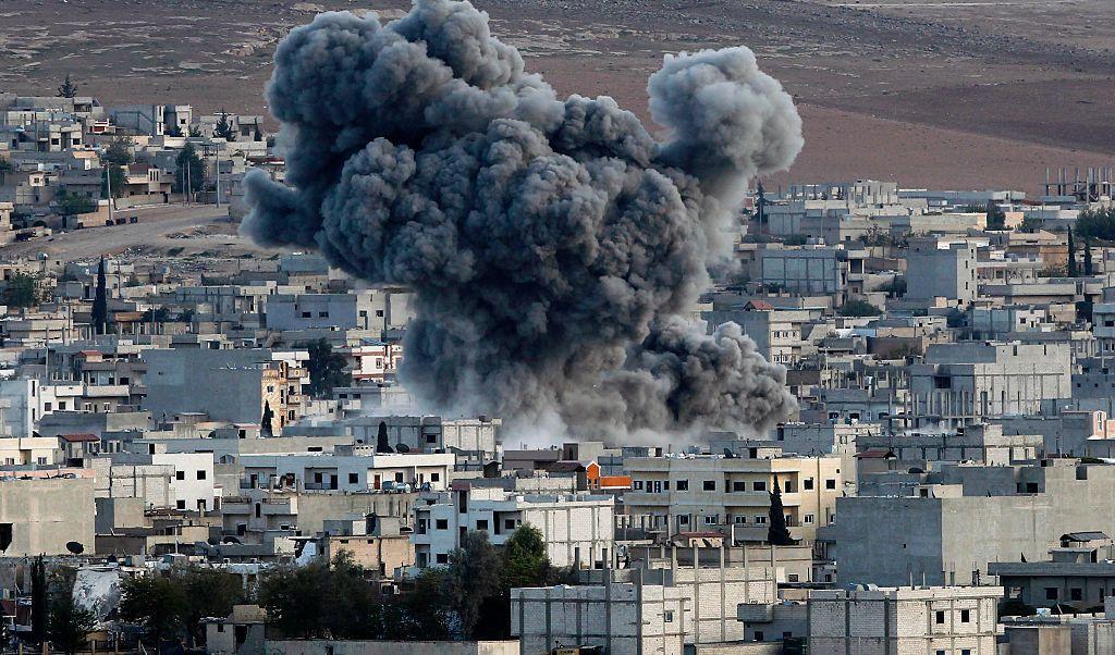 Siria, Estado Islámico, bombardeo, terrorismo, civiles, seguridad,