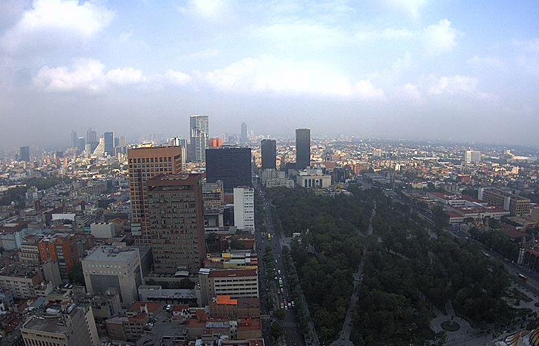 sistema de Monitoreo Atmosférico, Ciudad de México, contingencia ambiental, contaminación
