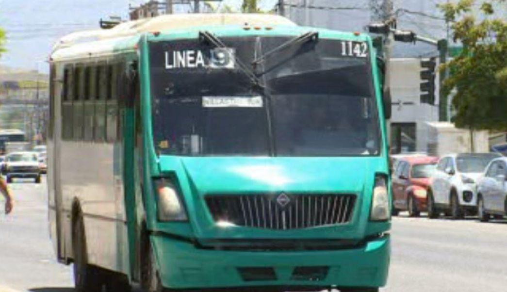 Transporte público en el estado de sonora