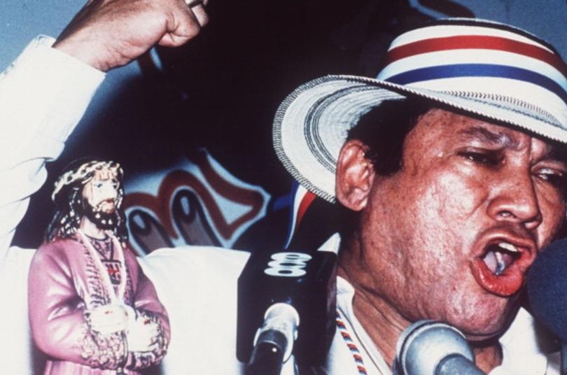 Noriega habla sobre la participación de Estados Unidos en asuntos panameños (Getty Images)