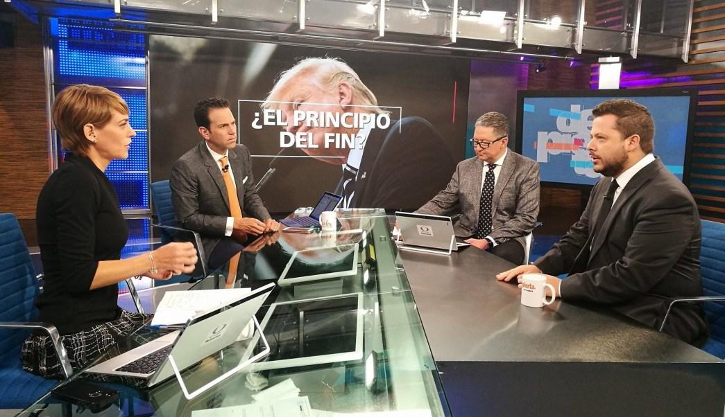 Carlos Bravo, Donald Trump, Despierta con Loret, James Comey, Jeff Sessions