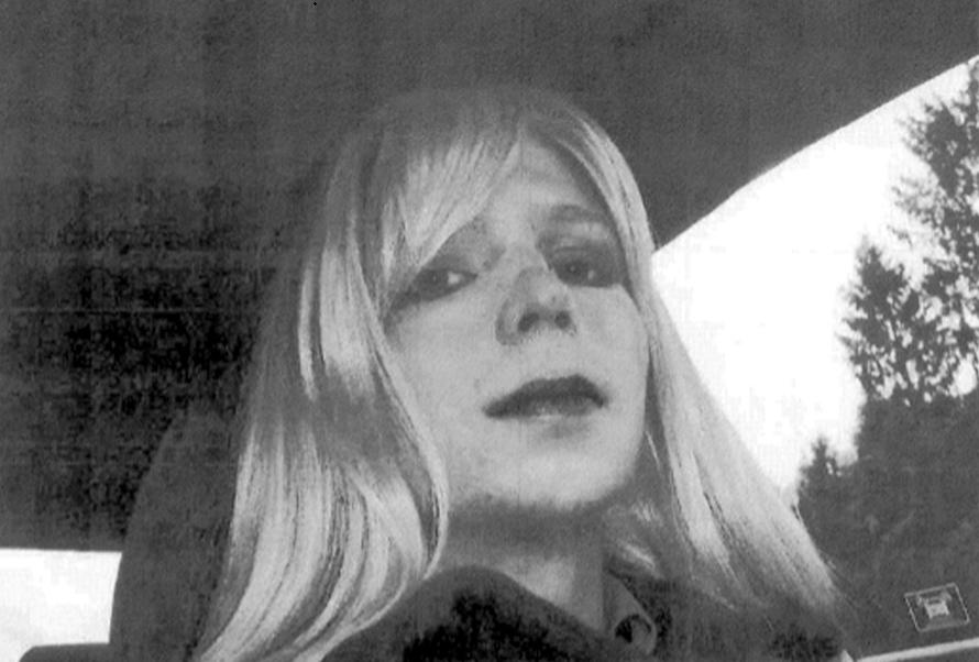 Chelsea Manning, primera imagen, comunidad LGBTTTI, Iibertad
