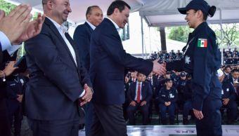 Osorio Chong, Gobernacion, Policias federales, Mexico, Noticieros Televisa, Forotv