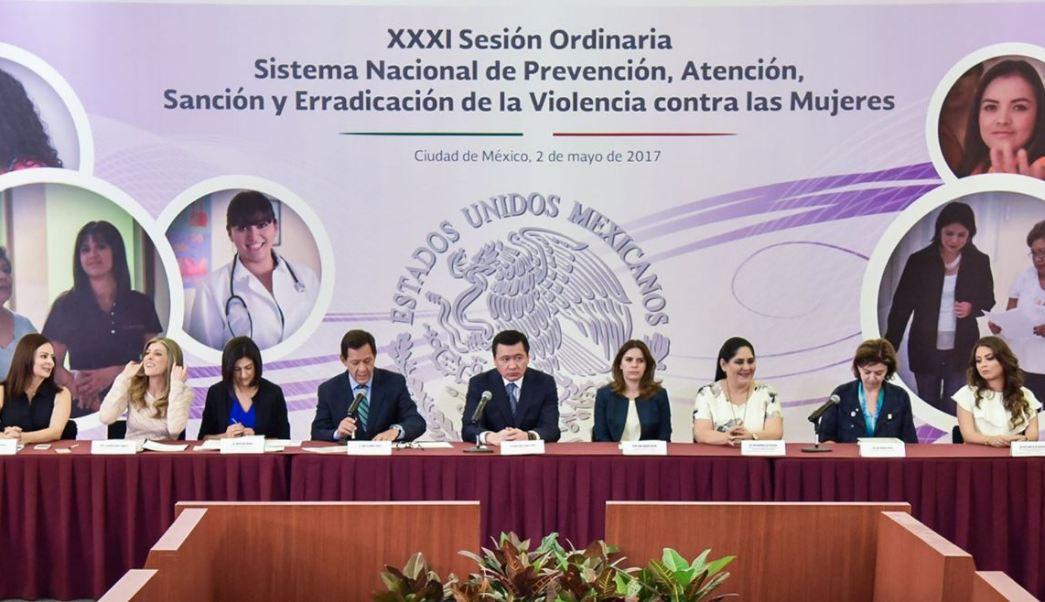 Mujeres, Cobate, Violencia, Segob, instituciones, Mexico