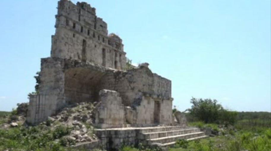 Dzehkabtún, Campeche, Arqueologos, Alemanes, Noticias, Estado