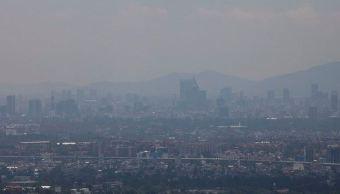 Contaminacion, Condiciones atipicas, Sistema de alta presion, Valle de mexico, Noticias, Noticieros televisa