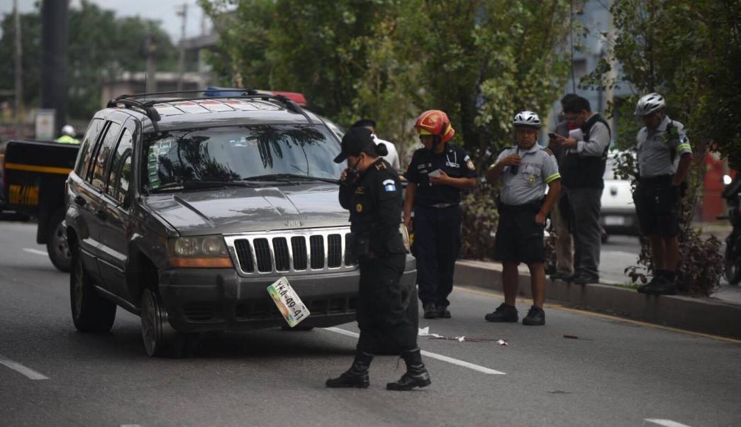 Conductor con placa mexicana atropella a seis en Guatemala