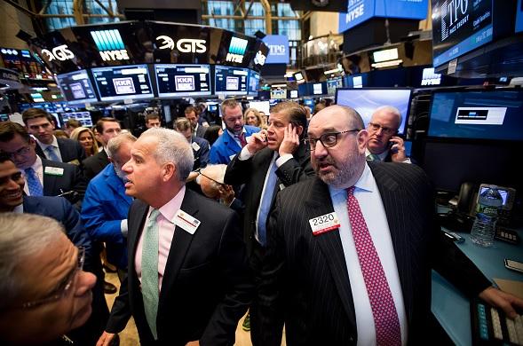 Wall Street, Nueva York, bolsa, economía, Dow Jones, Nasdaq,