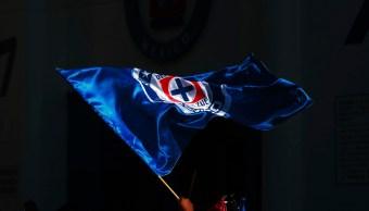 Cruz Azul, bandera, equipo, Liga MX, cementeros, futbol