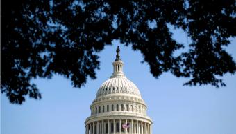 Cúpula del Capitolio de Estados Unidos (Reuters)