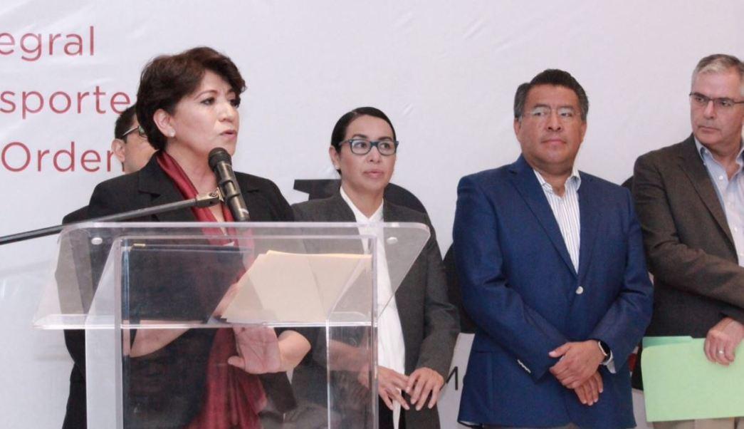 Delfina Gómez, candidata de Morena al gobierno del Estado de México