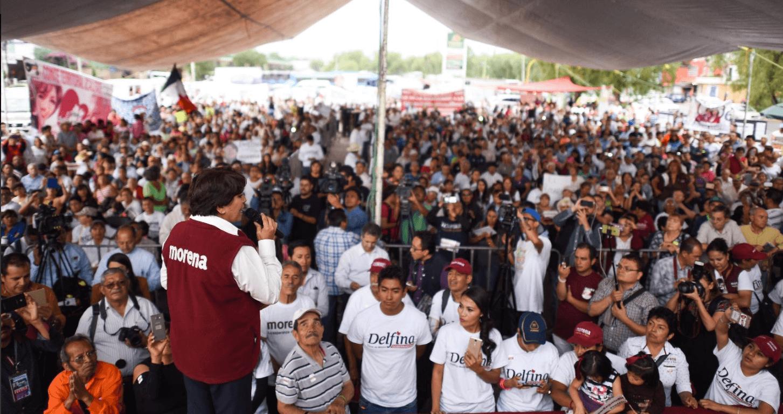 Pide AMLO difundir manual en defensa del voto