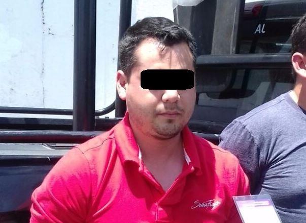 """Edgar Iván Silva Guevara conocido como """"El Garo"""", fue detenido el pasado 24 de mayo (FOROtv/Especial)"""