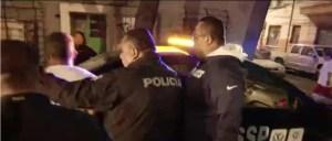 Dos ladrones de llantas son detenidos en la roma sur