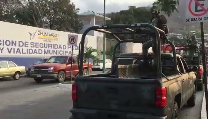 Dirección de Seguridad Pública de Zihuatanejo, Guerrero