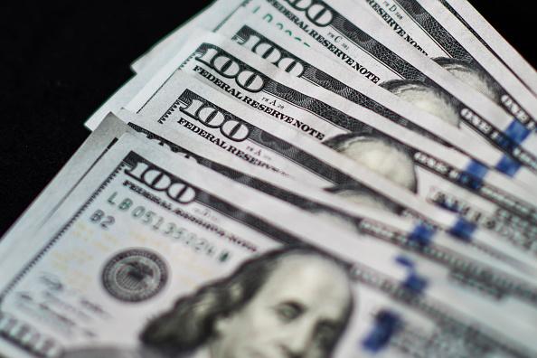Dólares estadounidenses, dólar, estados unidos