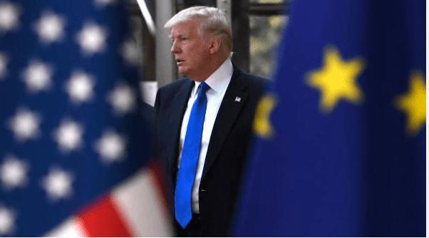 May confronta a Trump por filtraciones sobre ataque en Manchester