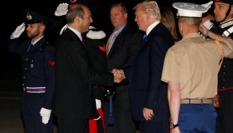 Trump, Italia, cumbre, seguridad, política, Europa, Otan,