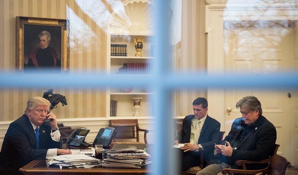 Flynn, Trump, Rusia, injerencia, FBI, investigación,