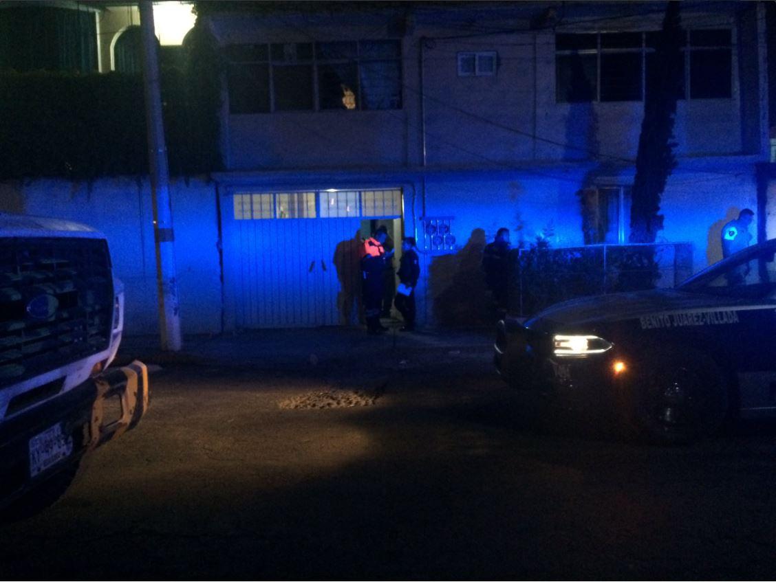Mueren dos niños durante incendio en Neza
