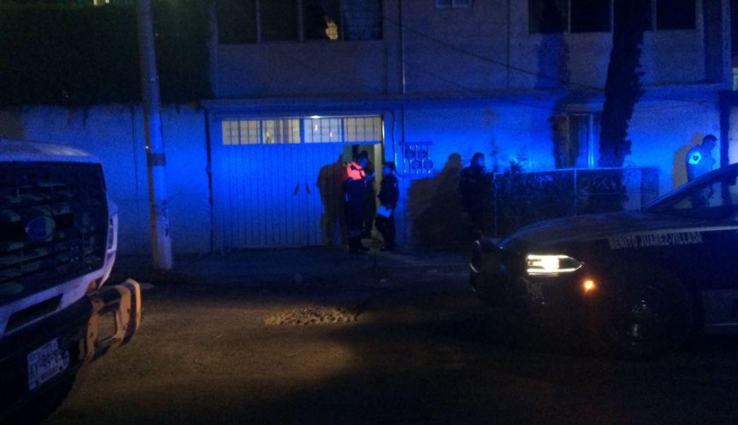 Vivienda en Nezahualcoyotl donde fallecieron dos niños